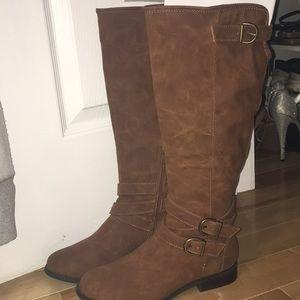 Brand New Brown Riding Boots | Poshmark